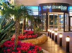 Melia Hotel Benidorm, For more information please click view site at the top of this pin.