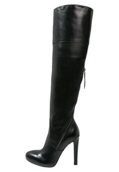 Bestill Mai Piu Senza Boots med høye hæler - nero for kr 1895,00 (13.10.16) med gratis frakt på Zalando.no
