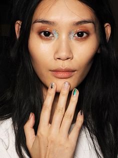 Nail Trends Spring 2014: 7 ideas from New York Fashion Week - beautyeditor