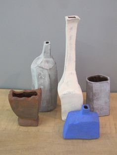 Clementina exhibits her vases in the STILL exhibition at Johans Borman Fine Art Gallery, paying homage to Morandi