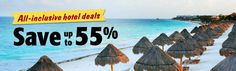 All-inclusive hotel deals - Save up to 55%