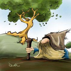 Gandalf Jr. . . #lotr #gandalf #mistymountainhop #lordoftherings #wizard #fellowshipofthering #fantasyart #jrrtolkien #fanart #tolkien #ianmckellen #middleearth #hobbit #thehobbit #dailydoodle #bilbobaggins #frodo #kidlit #kidlitart #childrensbooks