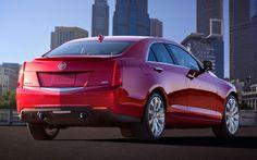 2013 Cadillac ATS #cadillac #ats #luxury #cars #auto #potamkinnyc #nyc #newyork
