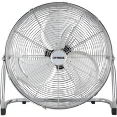 Optimus 18 in. Industrial Grade High-Velocity Fan-F4182 - The Home Depot