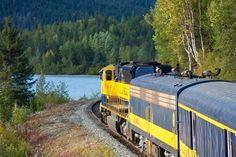 All aboard the Great Alaska Beer Train! (Photo: Alaska Railroad Corporation)