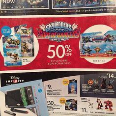 #skylanders #superchargers #onsale at #bigw #save 50% 17-28/3/16 #mar16 #giftideas #videogames #skylanderssuperchargers #bargain #discounted #sale  @bigwaustralia #savvysaver @fambambargains @bargainkidsau @bargainsforblokes