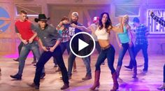 Sexy New Country Line Dance Will Have You Kickin' Up The Dust (WATCH)