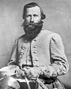 """General James Ewell Brown """"Jeb"""" Stuart (he used his initials as his first name) Confederate officer Civil War Gettysburg, Pa Library of congress American Civil War, American History, Carolina Do Sul, Clash On, Confederate States Of America, Confederate Leaders, Confederate Monuments, Southern Heritage, Southern Charm"""