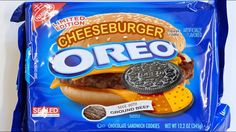 Will It Cookie? - Cheeseburger Oreo - YouTube