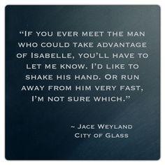 Jace Herondale (City of Glass ~ Mortal Instruments)