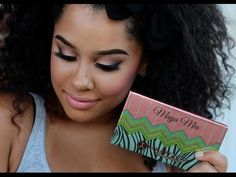 Maya Mia Palette Tutorial - YouTube