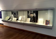 Image result for museum wall cases