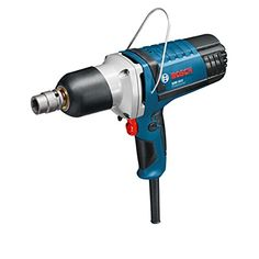 Bosch Professional GDS 18 E, 500 W Nennaufnahmeleistung, M 18 Schrauben-�, 250 Nm Drehmoment, max. (harter Schraubfall), Aufh�ngeb�gel