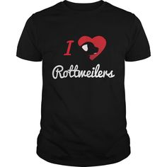 I Love Rottweilers NEW SHIRT #dog #funnydog #doglovershirt #ideas #image #photo #shirt #tshirt #sweatshirt #hoodie #tee #gift #perfectgift #birthday #Christmas