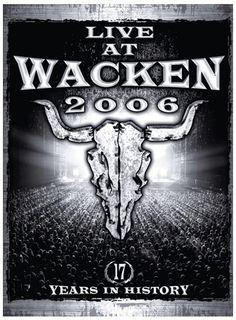 Edizione 2-DVD con 60 tracce live! Più di 40 band, tra cui: Con Scorpions, Ministry, Children Of Bodom, Nevermore, Legion Of The Damned, Motörhead, Rose Tattoo, In Extremo, Subway To Sally e molti altri.  #Wacken
