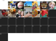 ShutterCal - Project-Based daily photography project.  Use it to document your life and improve your photography.