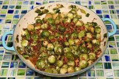 Bacon Brussels Sprouts 9