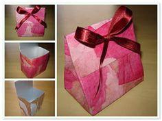 5 artesanatos com Caixa de leite - Arteblog