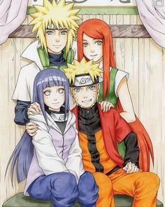 """ask-kushina-uzumaki: """" I hate it when people say Hinata can't be with Naruto just because Sakura acts more like me but here is how i see it. Naruto defiantly got my stubborn personality so why would. Naruto Uzumaki, Naruto And Sasuke, Naruhina, Itachi, Minato Kushina, Sasuke Sakura, Naruto Art, Hinata Hyuga, Gaara"""
