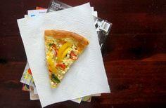 Summer's Prize Pizza | Squash Blossom KitchensSquash Blossom Kitchens