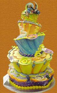 Wedding Cakes Pictures: Disney Cakes