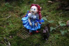 Dorothy Gale from Kansas by Oeuvres on Etsy