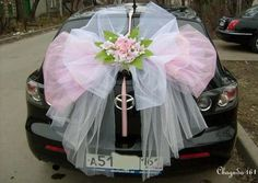 Wedding Car Decorating Ideas