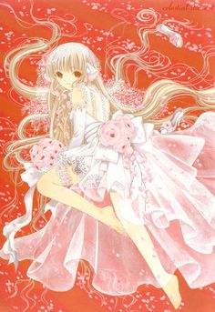 Your eyes only image Chii Chobits anime