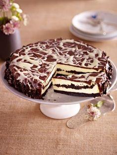 Ein Stück Schokoladenkuchen kann die Welt verändern! Wir backen unwiderstehlichen Schokoladengenuss und verführen Sie mit 17 köstlich