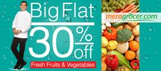 Online Supermarket, Fresh Fruits And Vegetables, Health Tips, Snack Recipes, Chips, Yummy Food, Wednesday, God, Flat