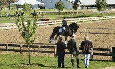 A Jump on the Competition: In just a few short years, Texas Rose Horse Park has become a prominent equestrian facility. Farm Credit Landscapes mag