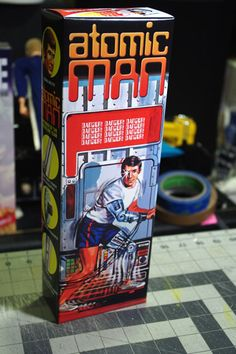 Raymond M., CT - headed for the outpost of the Atomic Man and joined out family of GI JOE box collector's!
