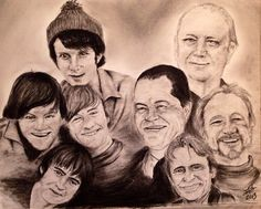 The Monkees...then and now