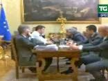 "Umberto Gilberto Marabese da Lendinara.: Incontro Grillo-Renzi: ""Non ho tempo da perdere co..."
