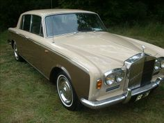 1967 Rolls-Royce Silver Shadow Ultra - DURHAM NC