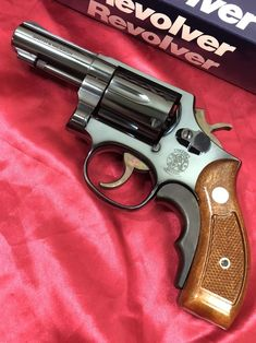 Smith And Wesson Revolvers, Smith N Wesson, Weapons Guns, Guns And Ammo, Colt Python, Ar Pistol, 357 Magnum, Concealed Carry, Firearms