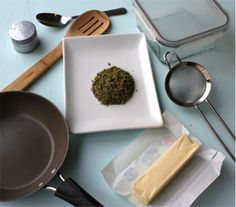 HOW TO MAKE #POT BUTTER