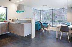 บ้านโมเดริน์ในฟังก์ชั่นและความสง่างามกับคุณภาพชีวิตและเทคโนโลยี   fPdecor.com   ศูนย์รวมแบบบ้านฟรี และตกแต่งภายใน