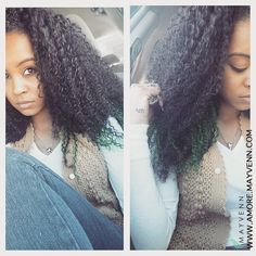 Brazilian Curly Mayvenn Hair