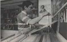 Japanese Author Haruki Murakami , Crate Digging , 1980 , Record , Vinyl