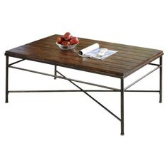 I pinned this Logan Coffee Table from the Furniture Under $300 event at Joss and Main!