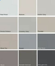 Exterior paint colour combinations for 2012 from - Most popular benjamin moore exterior paint colors concept ...
