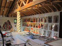 Master Printmaker | Sarah Amos Studio