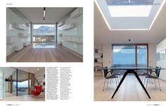 BFA   Ottagono, n. 230 – May 2010 Editrice Compositori #architecture #mountains #design #interior #contemporary #modern