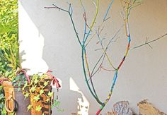Art & Design for Kids: Rainbow Tree