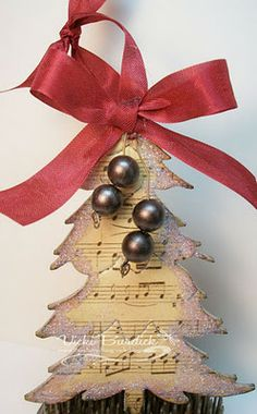 It's a Stamp Thing: OCC....O Christmas Tree Challenge