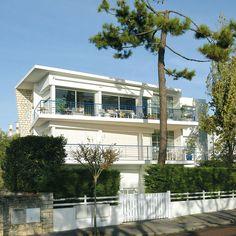 Villa - architecture royan 1950 (13)