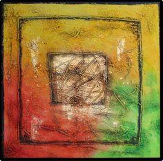 """Farbenergiebild """"Delight"""". Bunte Farben stehen in der Farbpsychologie für Glück und Freude.  In Verbindung mit glänzenden Bronzepimenten strahlt """"Delight"""" eine ummittelbare Leichtigkeit und Fröhlichkeit aus. #farbfeldmalerei #rothko #expressionismus #expressionism #abstrakt #abstract #art #kunst #modern #leinwand #canvas #painting #artwork #painting #gemälde #fineart"""