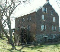 Kerr's Mill, Mooresville, Rowan Co., NC.