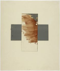 'Cross', Joseph Beuys   Tate